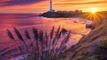Pigeon Point in San Francisco, California by xjtian
