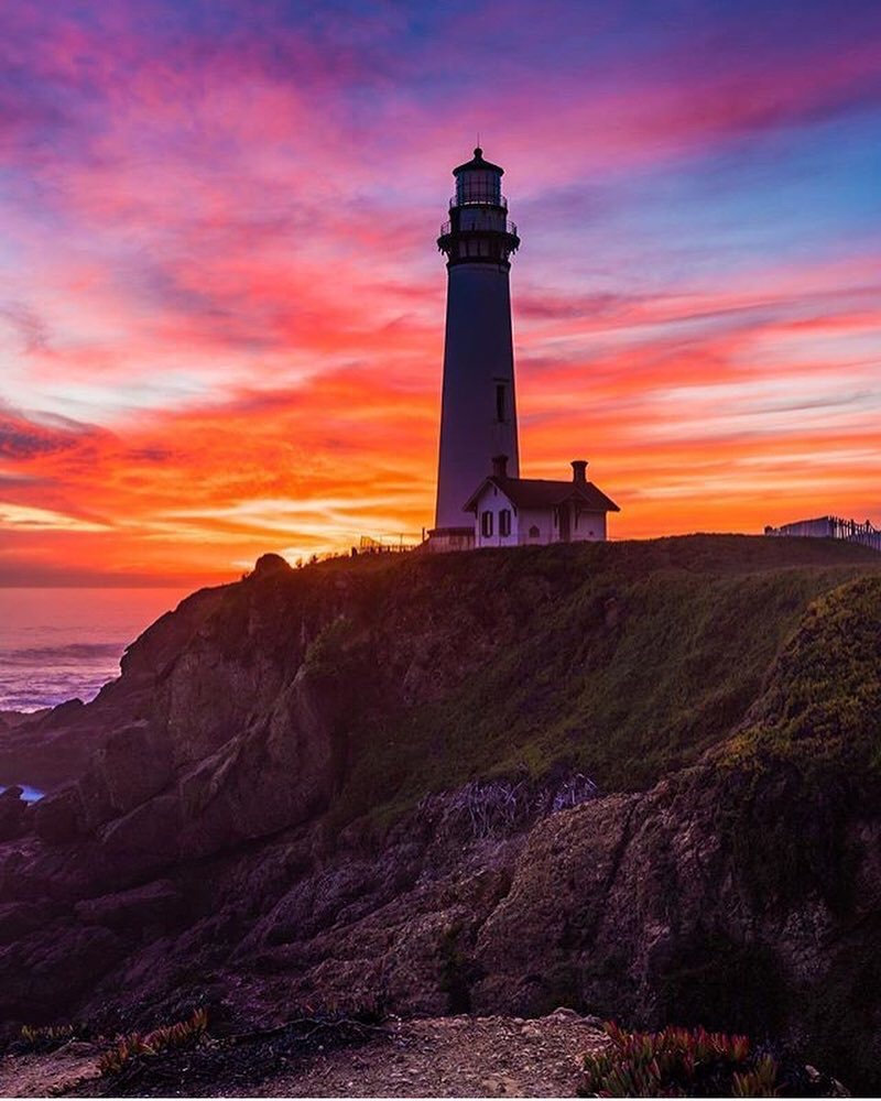 Pigeon Point Lighthouse in San Francisco | California Feelings Golden City Mo