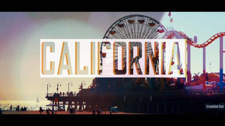 Los Angeles, California ¦¦ Feeling the Californian Spirit ¦¦ in 4K - UHD