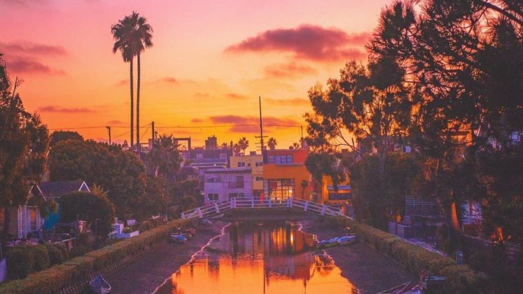 Venice Canals Historic District