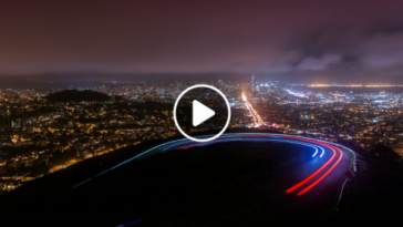 A San Francisco Timelapse in 4K