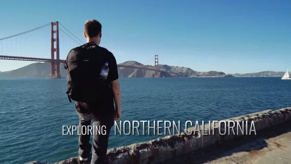 Exploring Northern California, A Beautiful Video