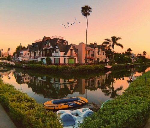 Venice Canals Historic District | Debodoes