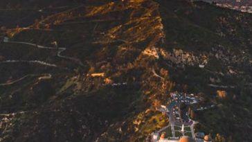 Los Angeles Griffith Observatory via losangelesaerial | California Feelings