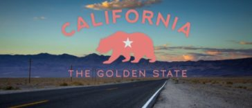 california, the golden state