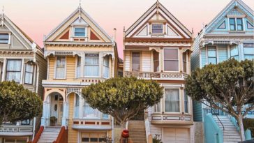 Painted Ladies, San Francisco by howfarfromhome