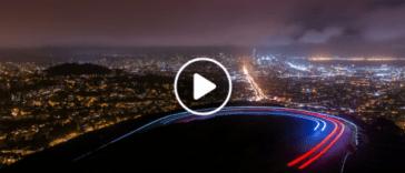 A San Francisco Timelapse in 4K