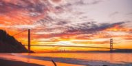 Kirby Cove, California by Aditya Jagtiani