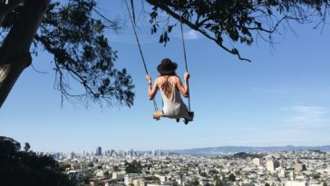 50 Swings Installed Around S.F.